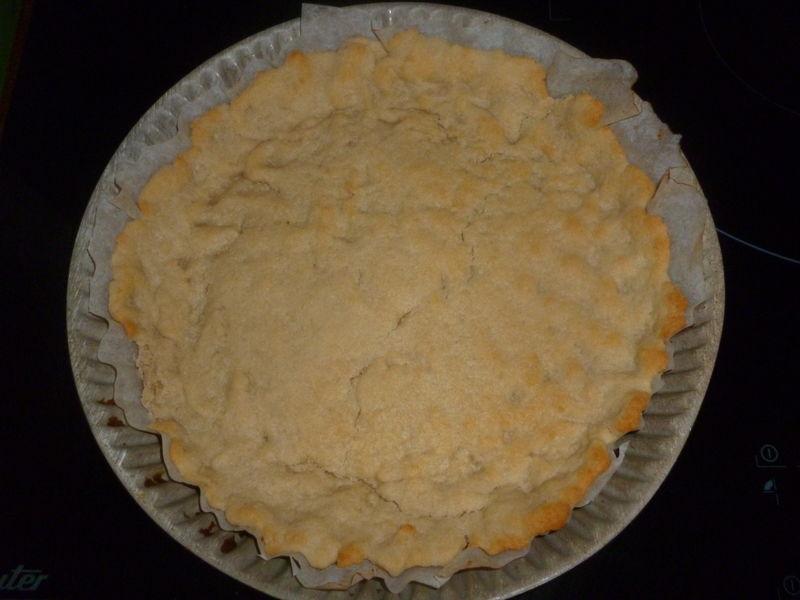Pâte simili-feuilletée sans gluten et sans lactose