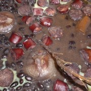 Feijoada, ragoût de haricots brésilien