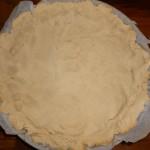Pâte à tarte sablée sans gluten