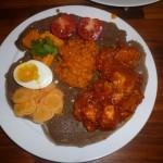 Injera, galette ethiopienne sans gluten